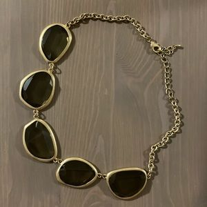 Jewelry - Gold Toned Chunky Necklace